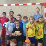 III miejsce ministrantów w Diecezjalnych Zawodach Piłki Halowej(13/09/2014 r.)