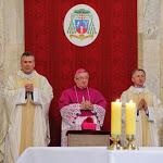 Święcenia diakonatu w naszym kościele(21/06/2014 r.)