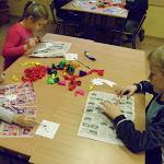 Oaza Dzieci Bożych przygotowuje się do Jasełek(09/12/2012 r.)