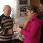 Oaza Młodzieżowa w odwiedzinach u chorych(16/12/2012 r.)