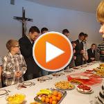 Wigilijne spotkania wspólnot parafialnych(22/12/2012 r.)