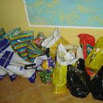 Świąteczne paczki dla potrzebujących parafian(23/12/2013 r.)