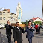Peregrynacja figury Matki Bożej z Lourdes(29-31/05/2015 r.)