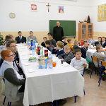 Spotkanie opłatkowe Służby Liturgicznej(23/12/2015 r.)