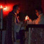 Lucenaria - nabożeństwo nieszporów(28/11/2015 r.)