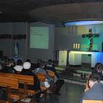 """""""Wieczór Chwały"""" w dolnym kościele(12/12/2011 r.)"""