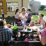 Spotkanie w plenerze Oazy parafialnej(23/06/2012 r.)