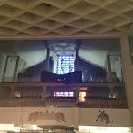 Malowanie kościoła(10/01/2013 r.)