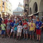 Pielgrzymka Służby Liturgicznej do Rzymu(5-12/08/2013 r.)