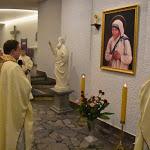 Uroczystość wprowadzenia relikwii św. Matki Teresy z Kalkuty(4/11/2018 r.)